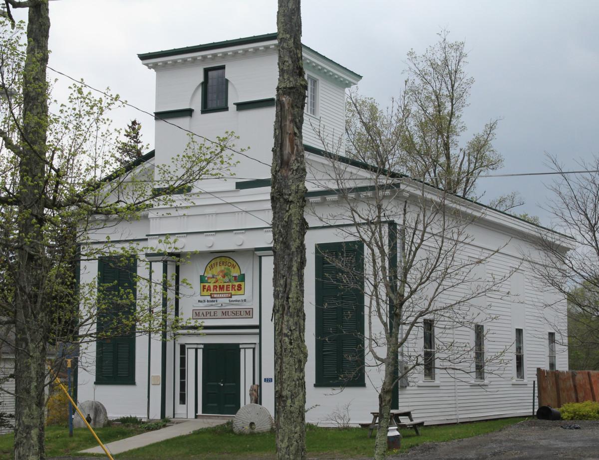 Jefferson Maple Museum