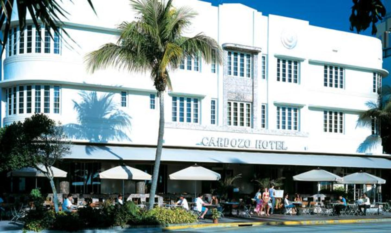 Cardozo Hotel Facade