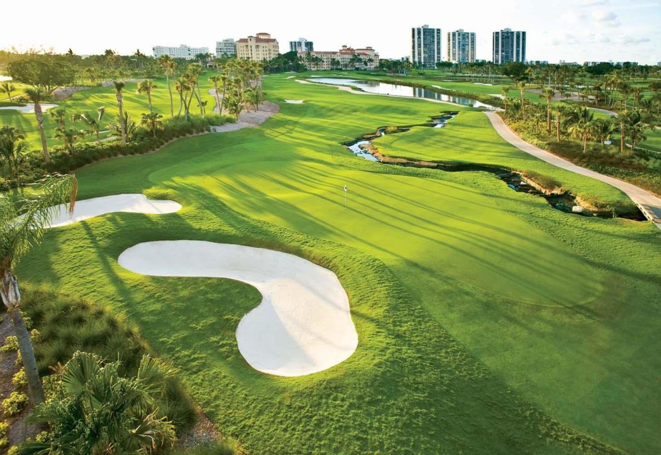 36-holes of championship golf