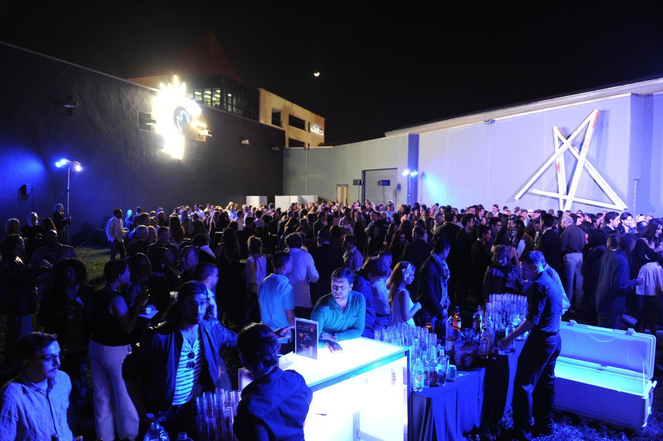 MOCA Opening Reception of Mark Handforth: Rolling Stop