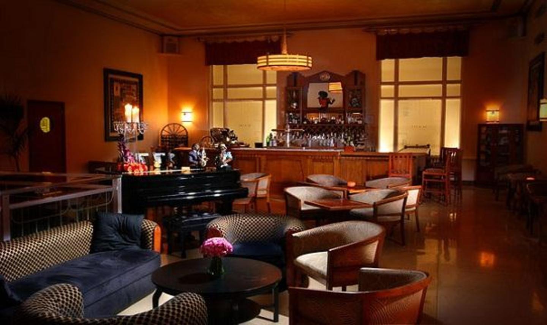 Blues Bar at The National Hotel
