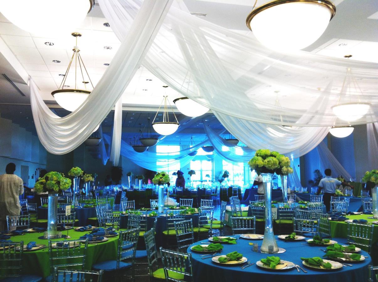 Waterfront Weddings in Bayview Grand Ballroom