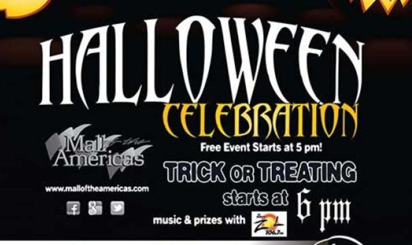 Halloween Celebration at The Mall of the Americas