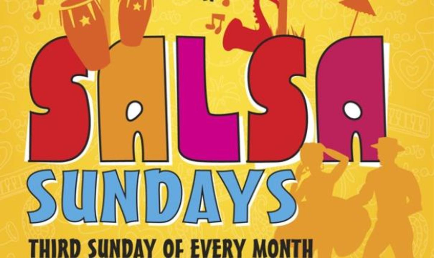 Salsa Sundays at The Mall of the Americas