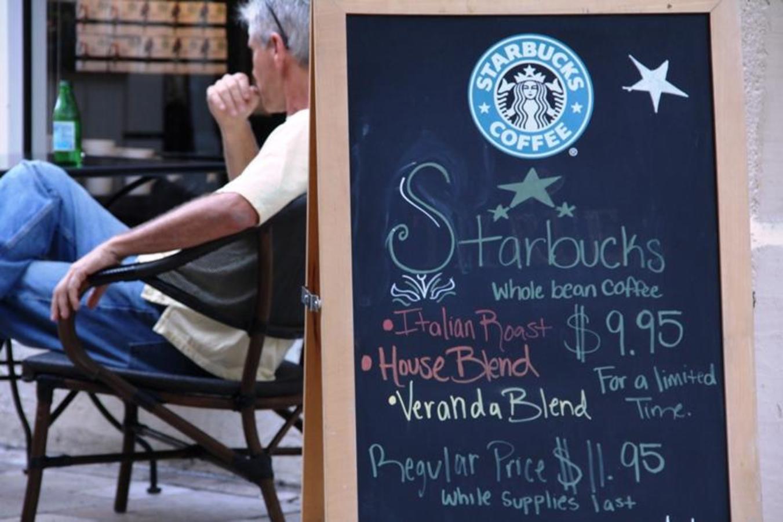 Starbucks Chill Time
