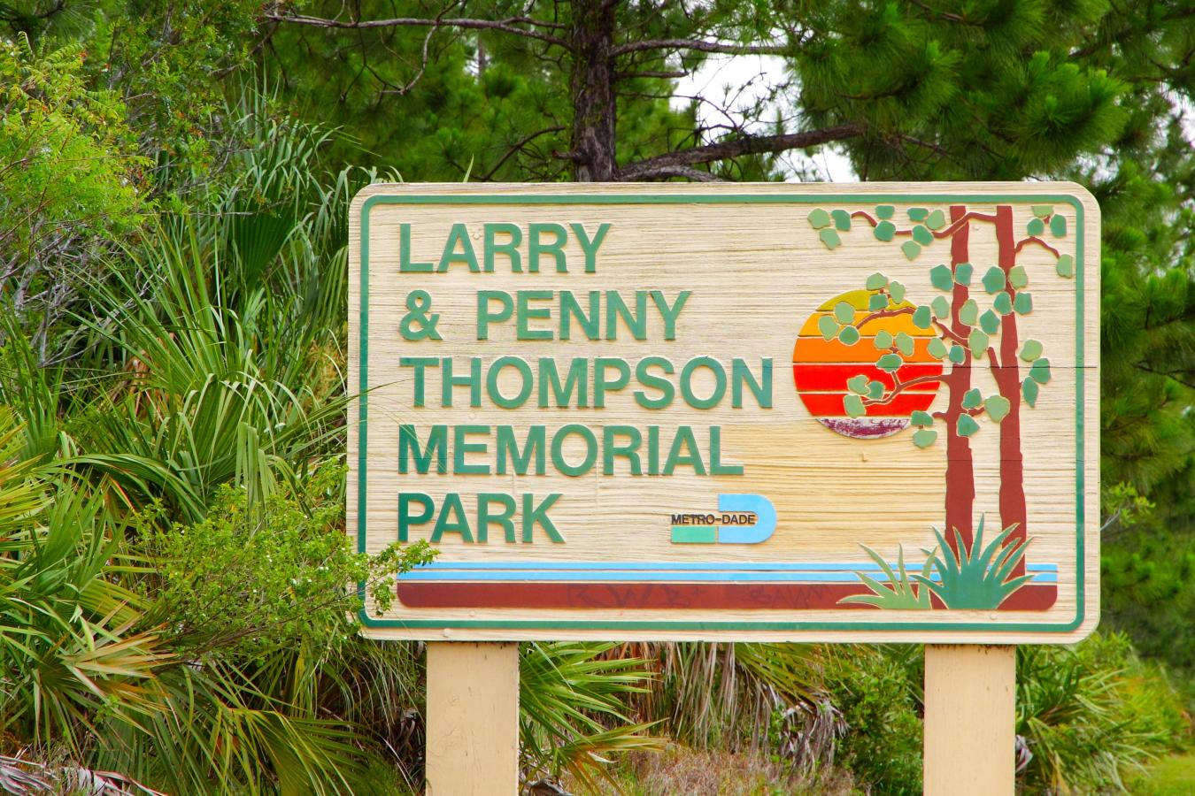 Larry & Penny Thompson Memorial Park