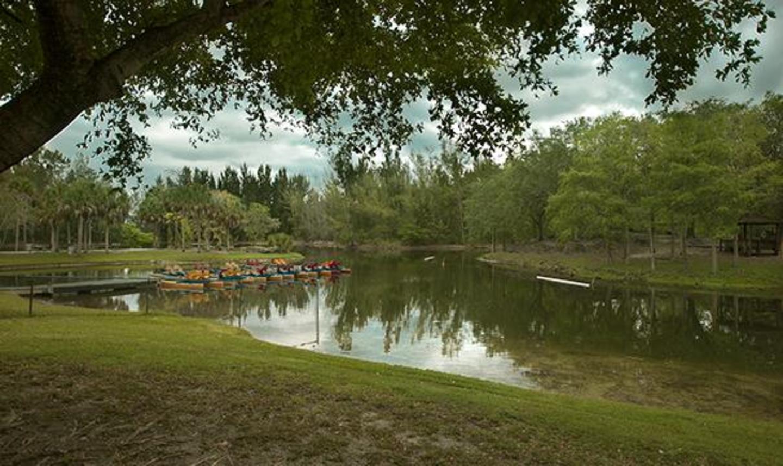 Paddle Boad Lake