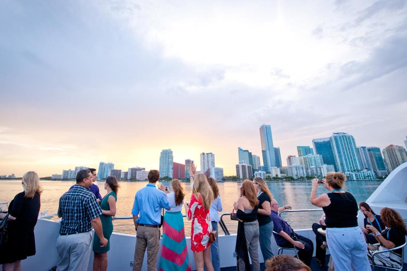 Set Sail with AlliedPRA, the Best Way to See Miami