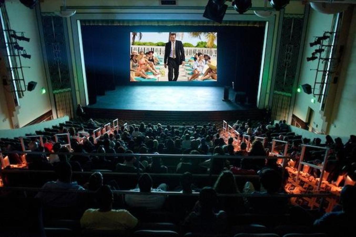 MIFF 2012 Anteprima di Magic City al Colony Theatre
