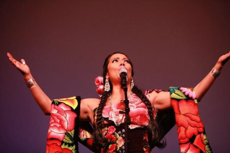 La performance di Opening Night di Mariachi Gringo con Lila Downs al Gusman Center