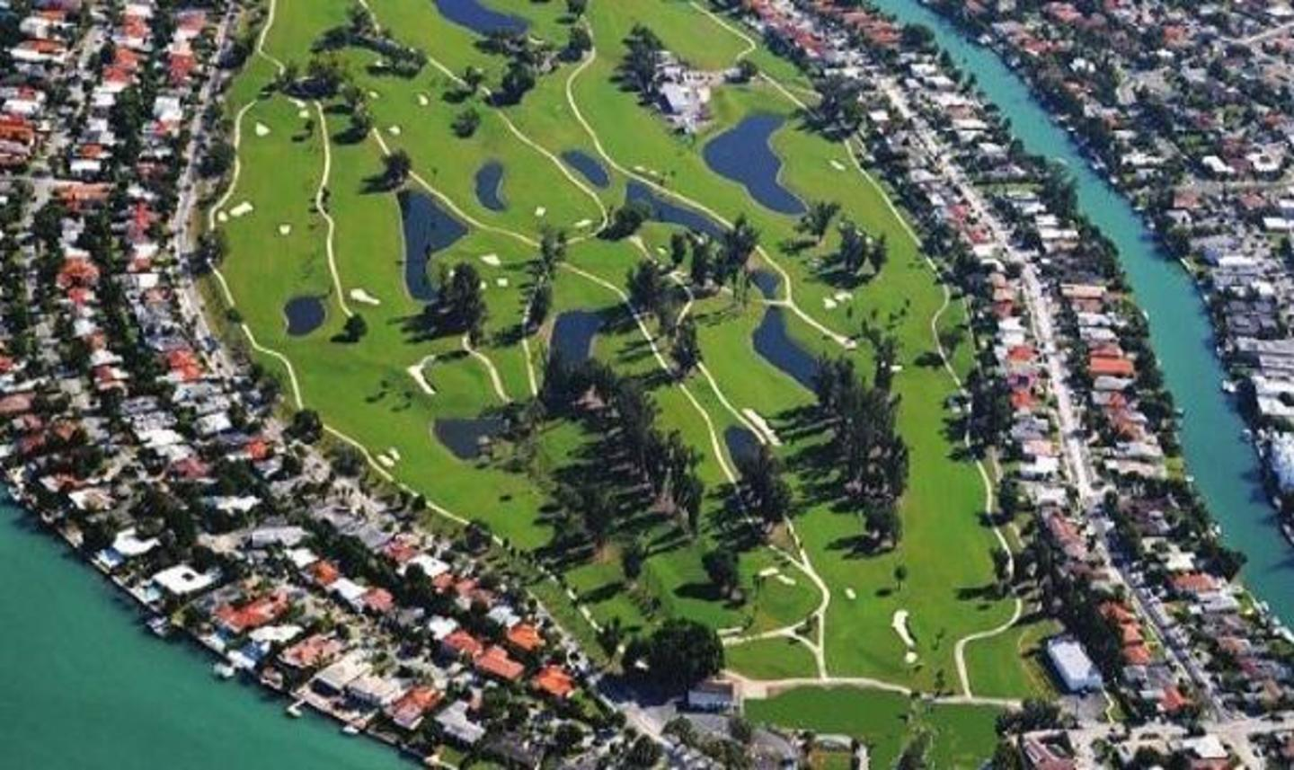 Normandy Shores Golf Course