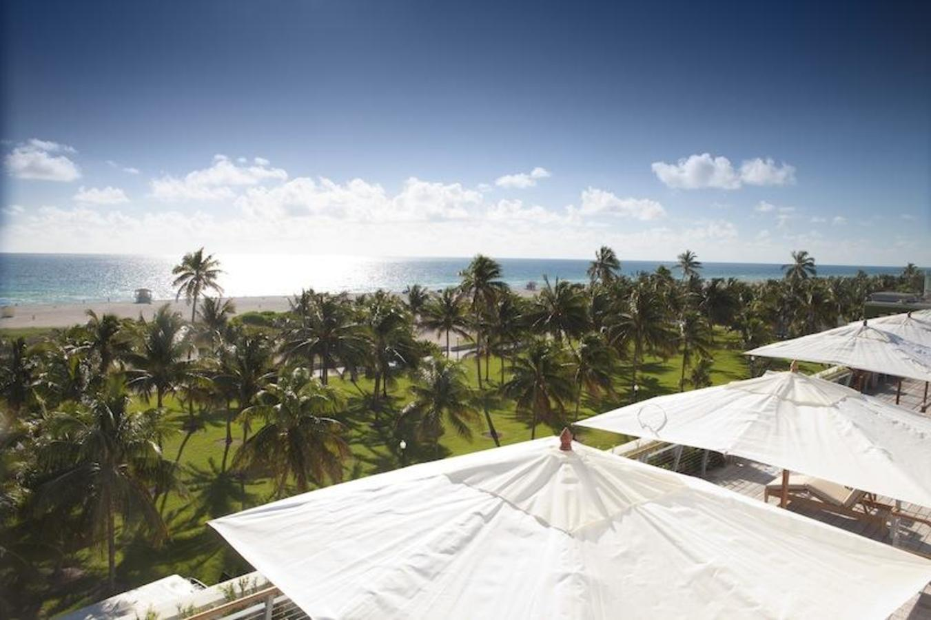 Breathtaking views from The Deck at The Betsy - South Beach