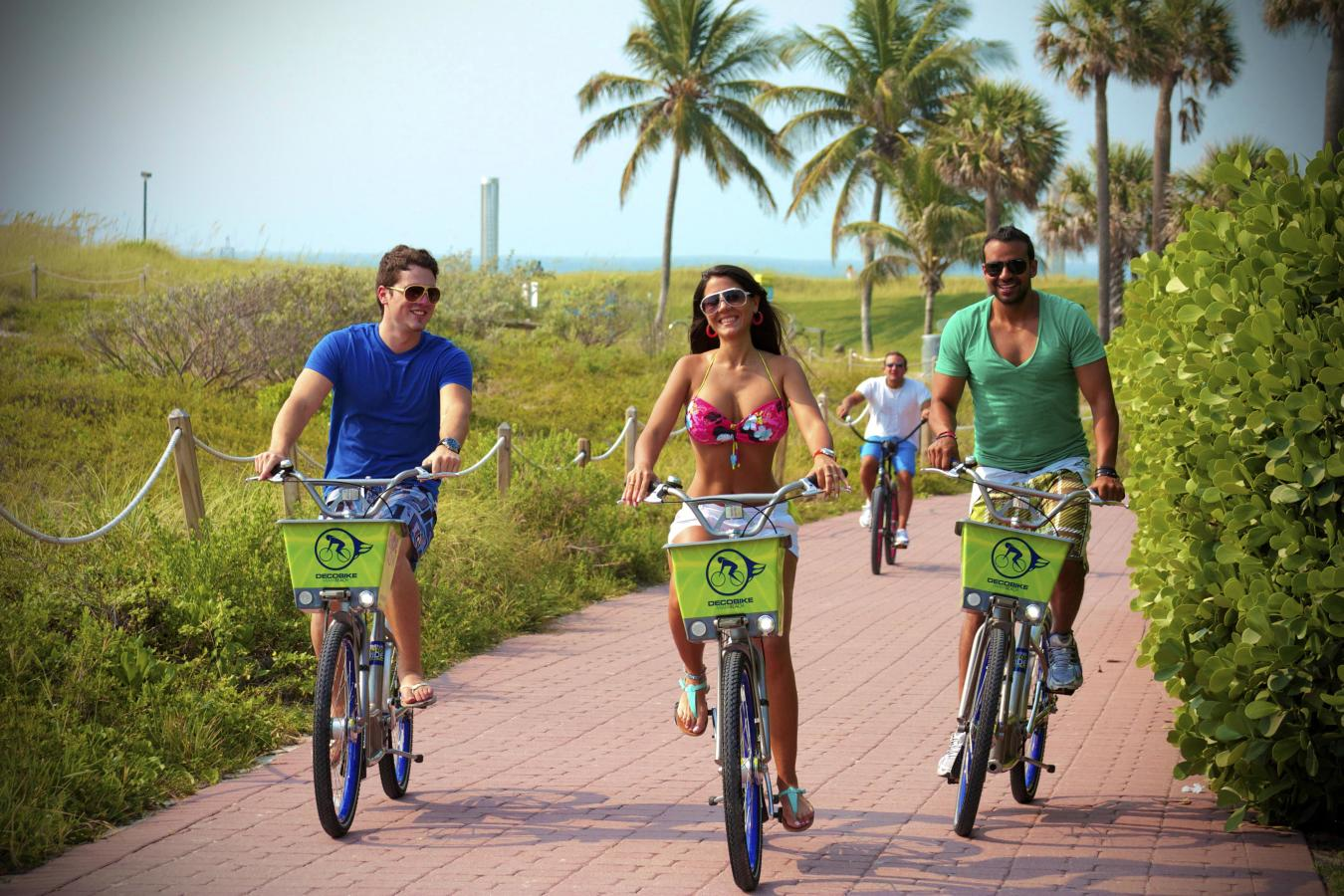 Citi Bike Miami >> Citibike Miami Powered By Decobike In Miami Beach South Beach Fl