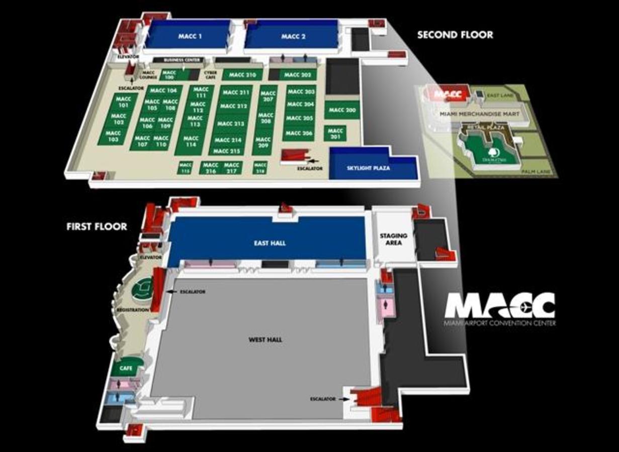 MACC Floor Plan Layout