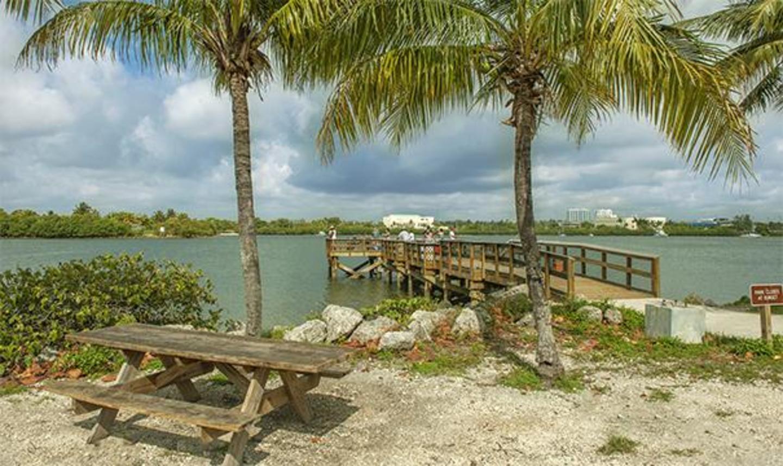 Oleta River State Park In North Miami Beach Area Fl