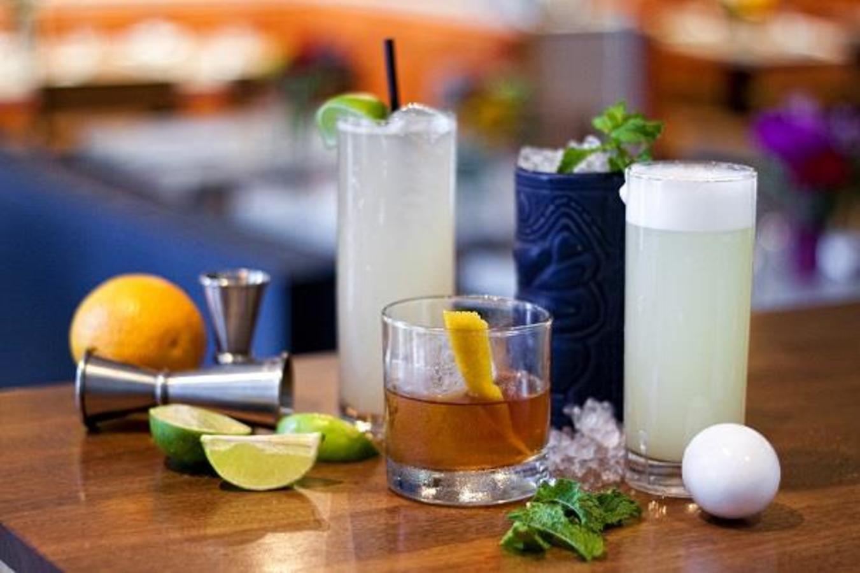 Ingredients & Cocktails