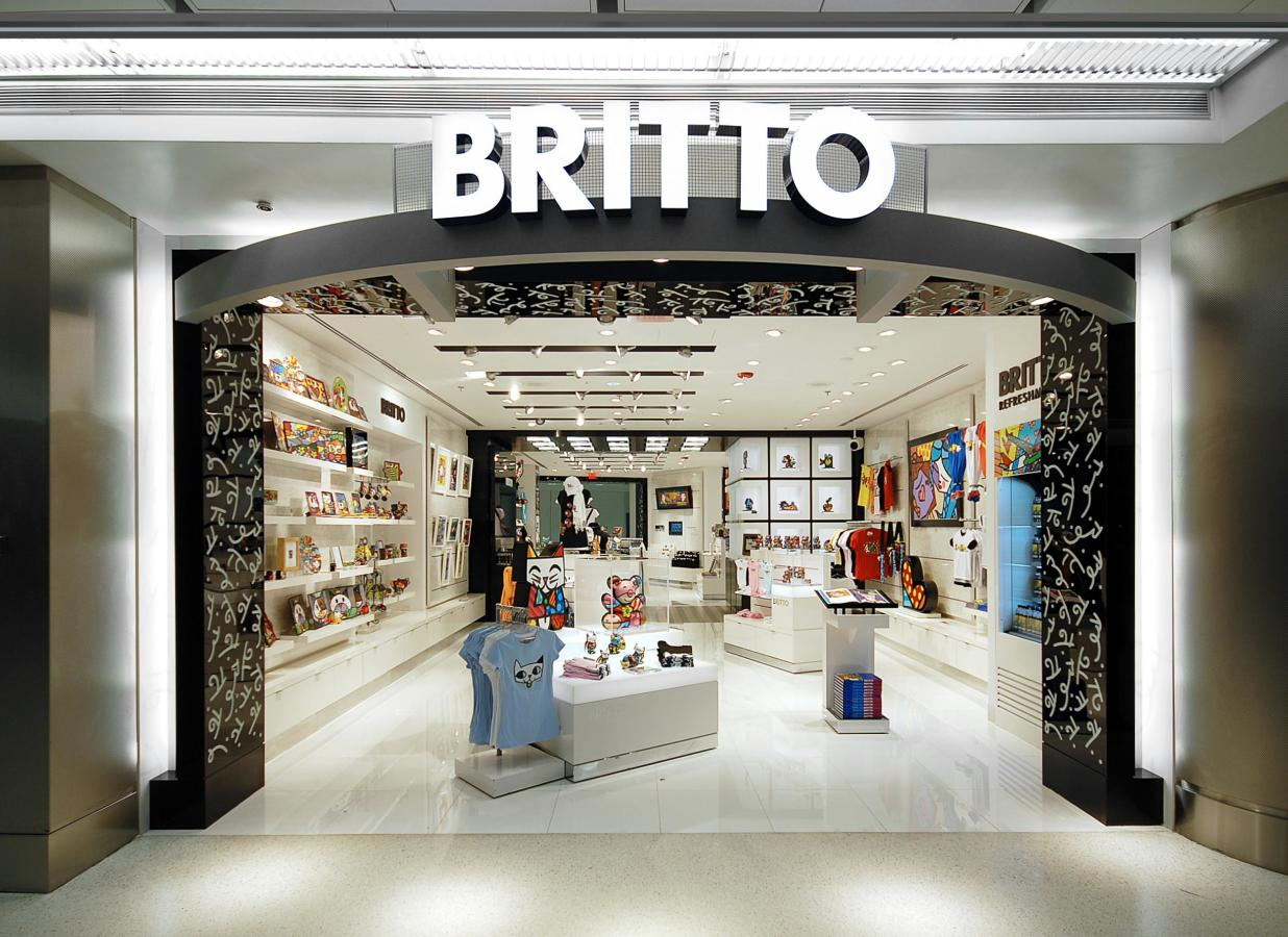 Britto Gift Store MIA - North Terminal by Gate D-30