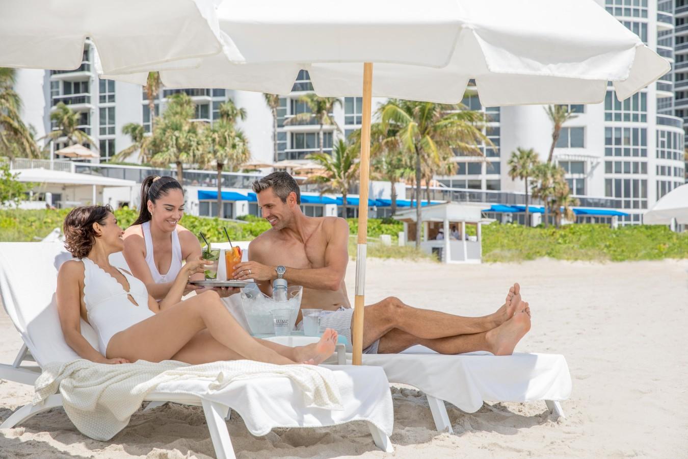 Exceptional Four-Star Service at Trump International Beach Resort
