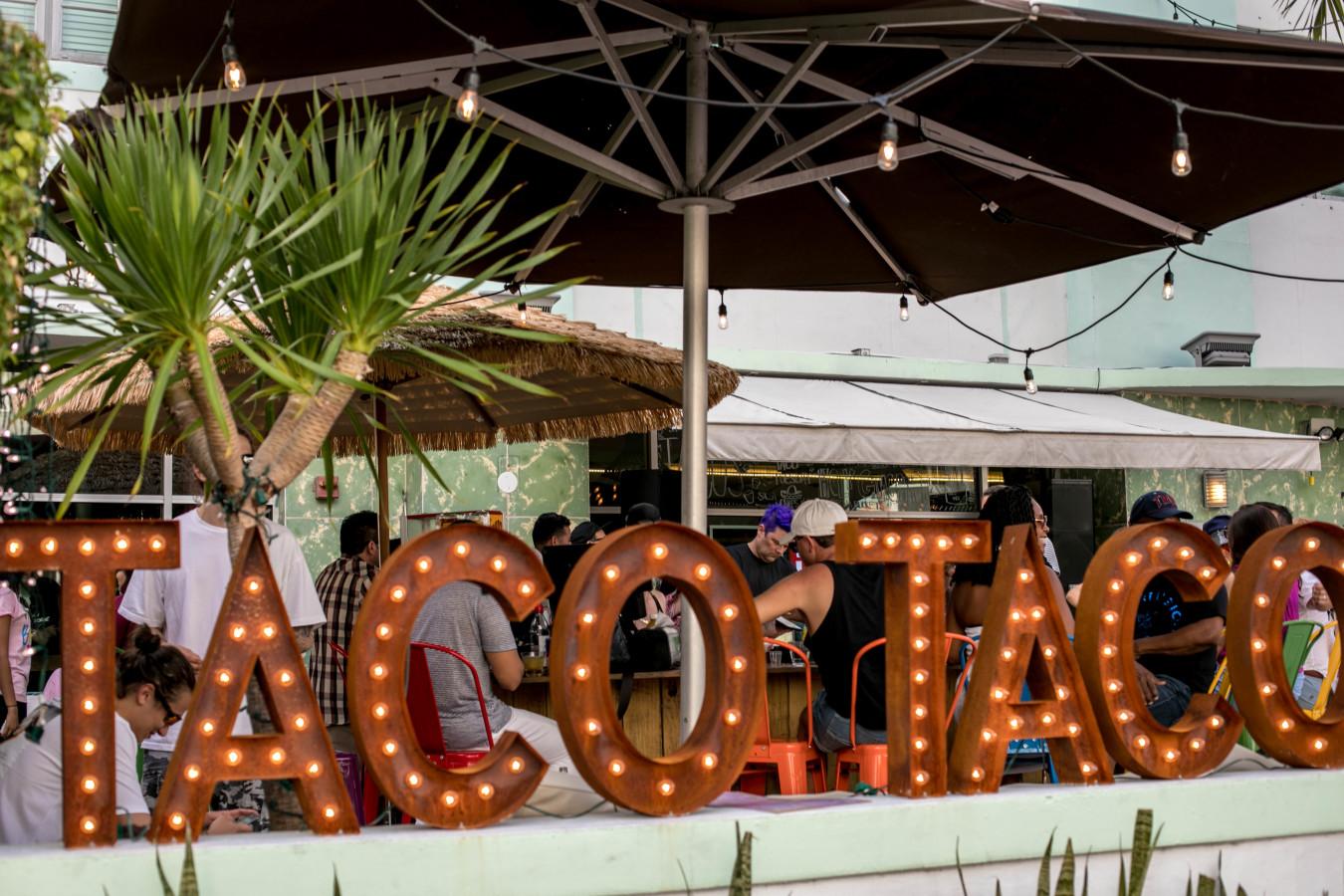 Taco Taco South Beach