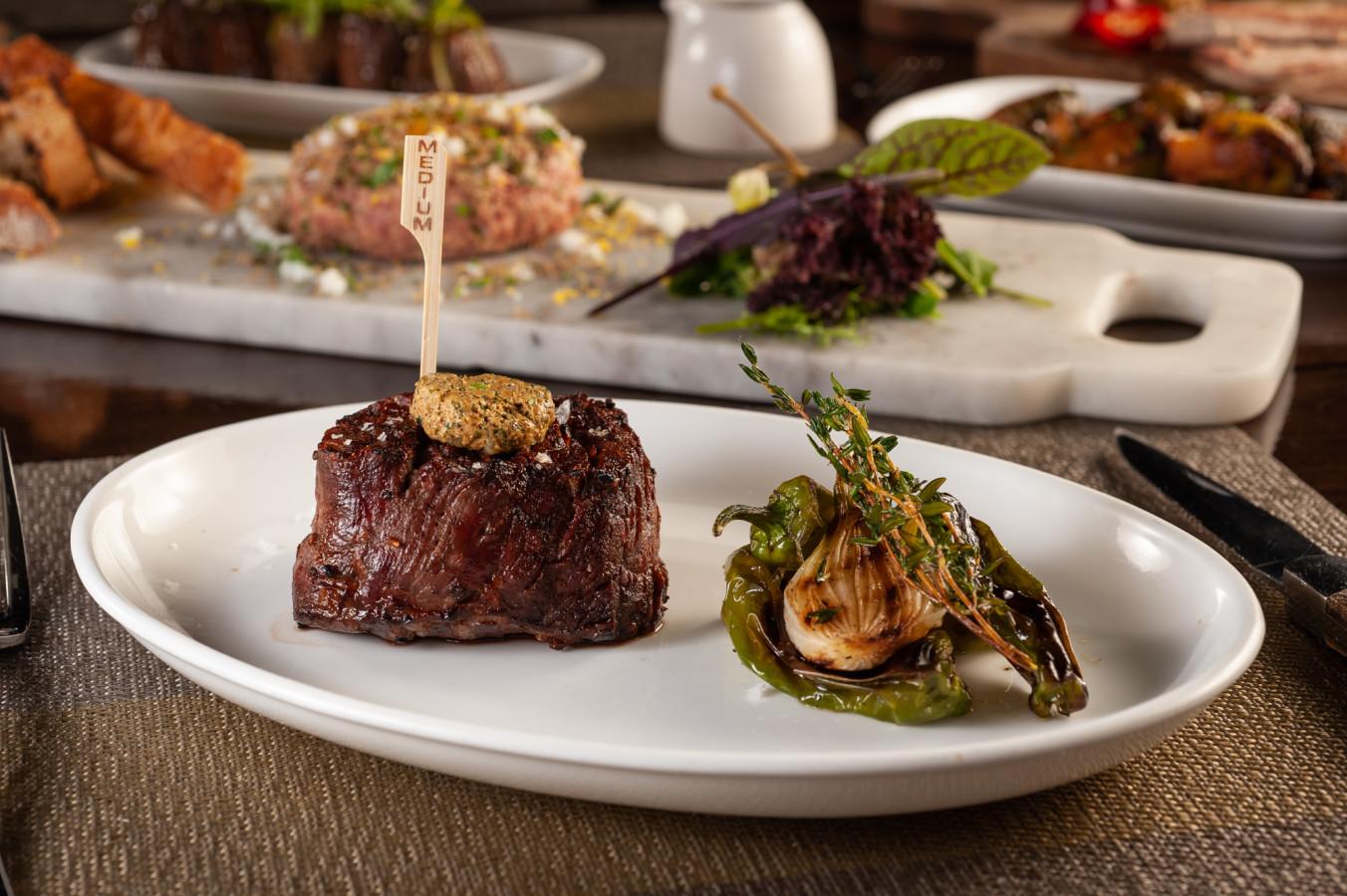 LT Steak & Seafood