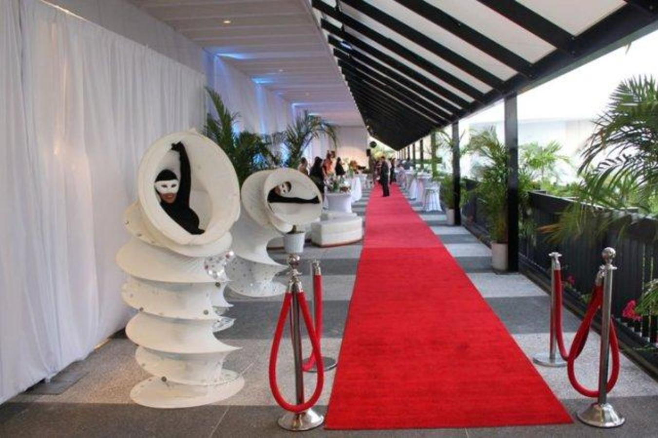 VIP production at Bal Harbour