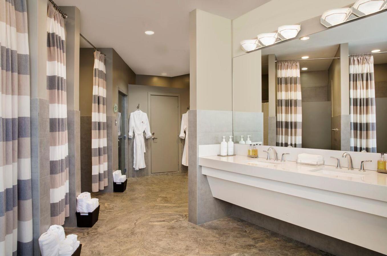Locker Room & Showers