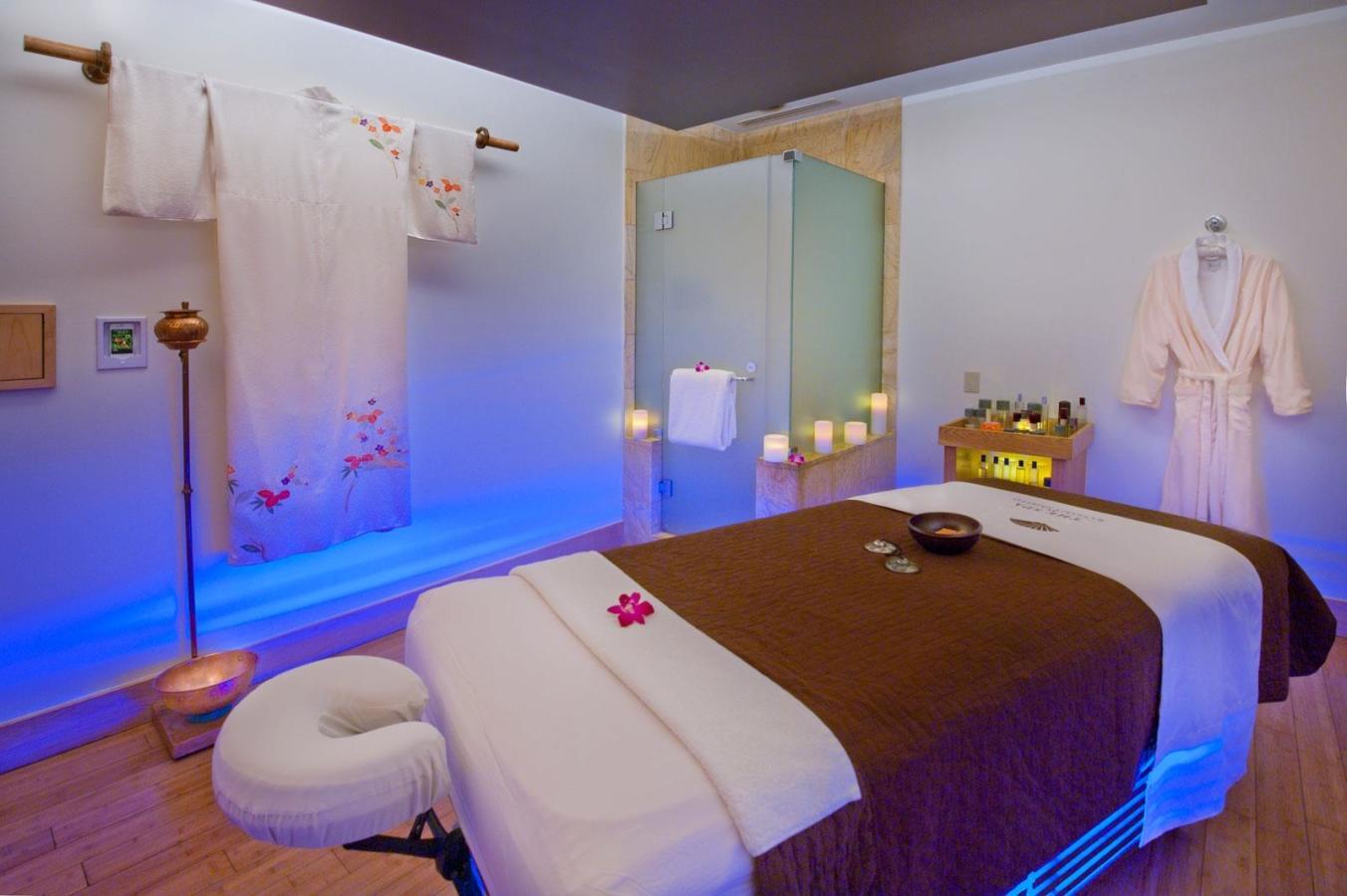Spa Suite at The Spa at Mandarin Oriental, Miami