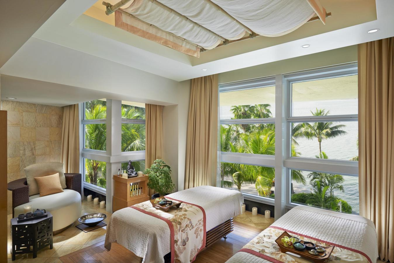 Spa Couples Suite at The Spa at Mandarin Oriental, Miami