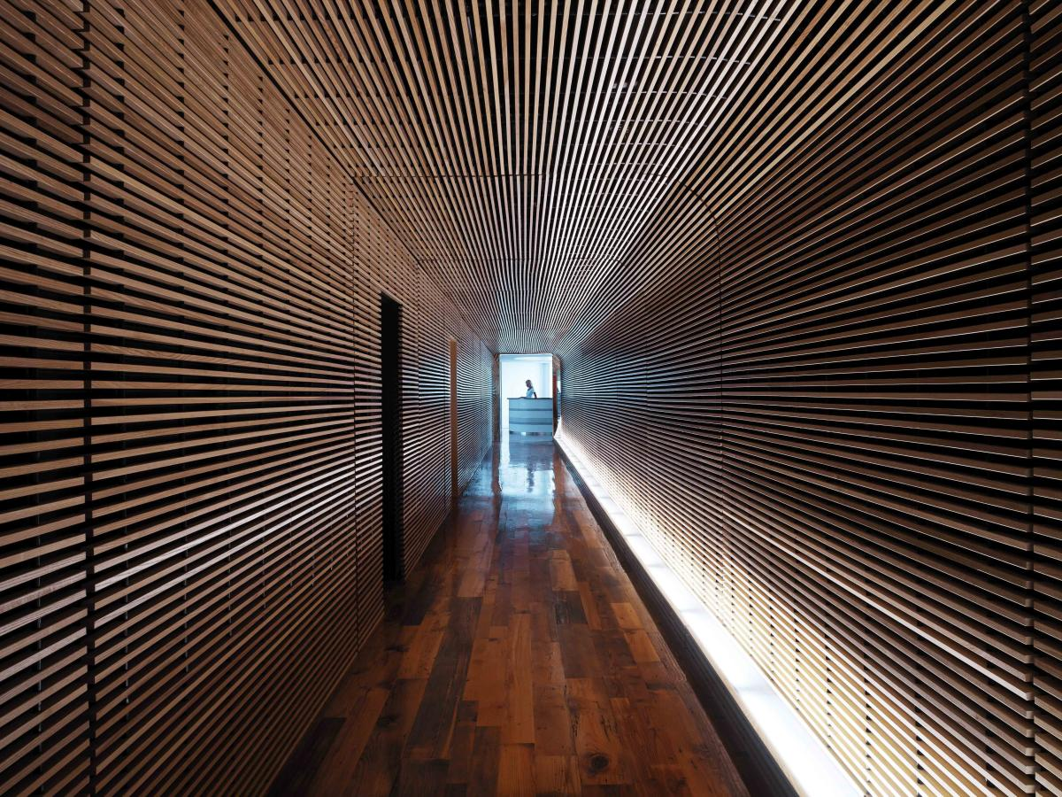 The Standard Spa, Hallway