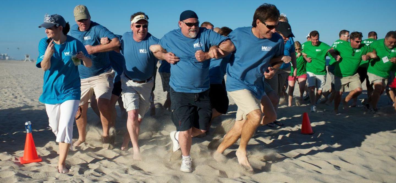 Team Building en el Beach