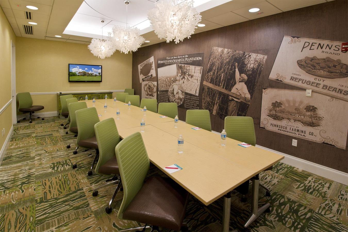Исполнительный зал заседаний