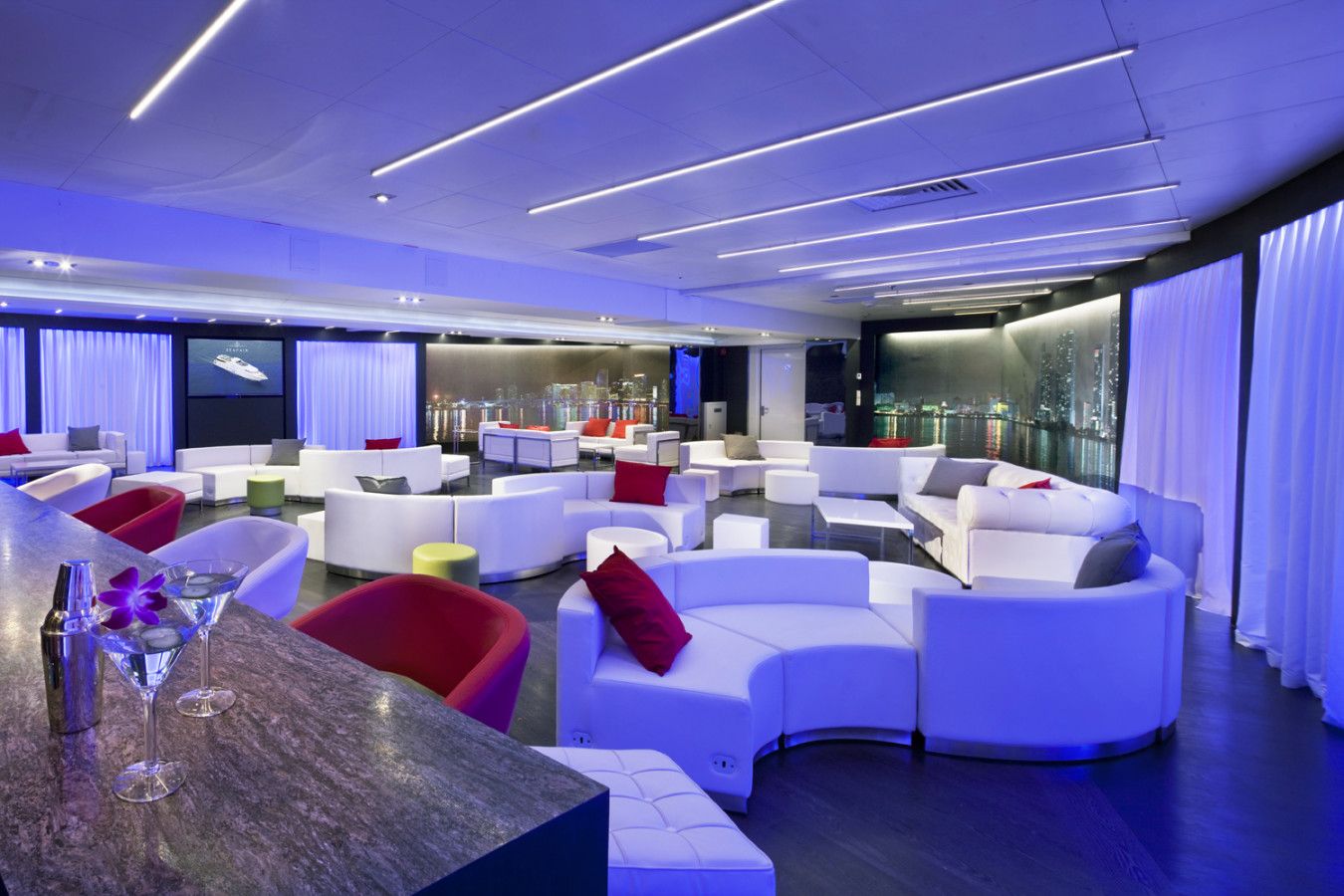 Captain's Lounge