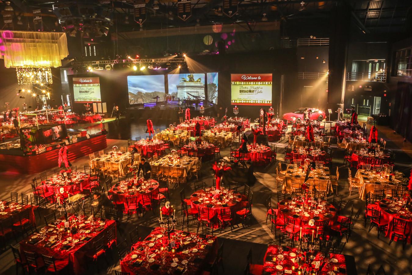Large Corporate Galas
