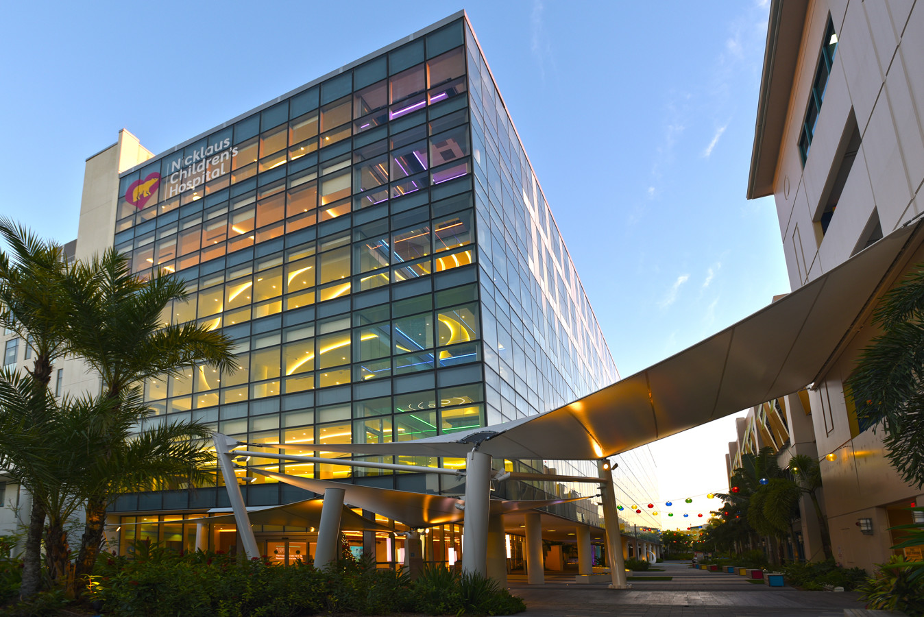Nicklaus Children's Hospital Advanced Pediatric Care Pavilion