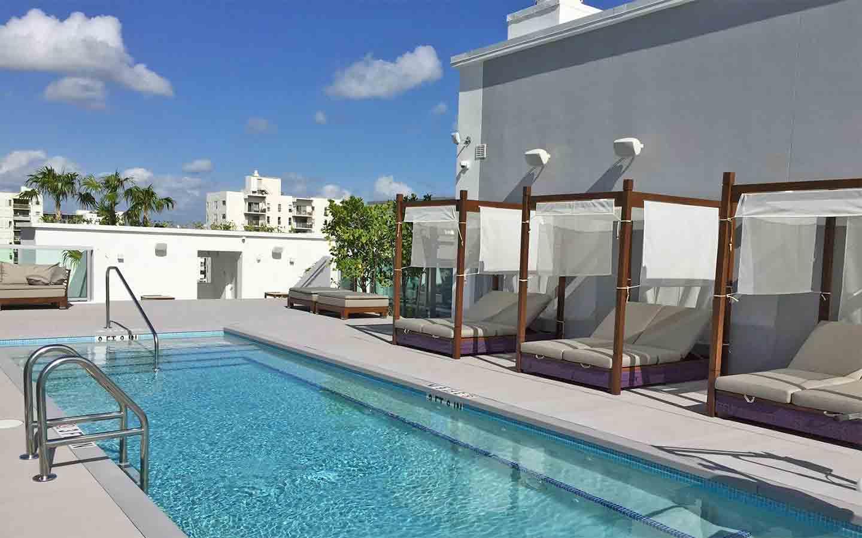 Abae Hotel pool