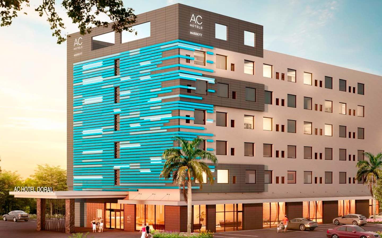 AC Hotel Doral Exterior