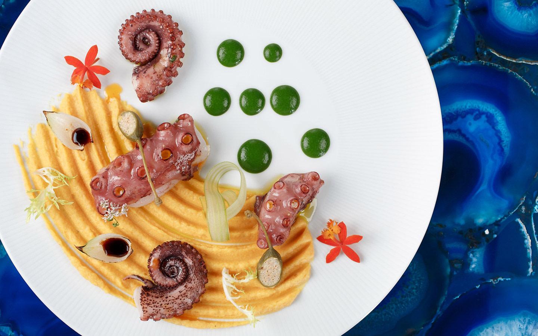 Atlantikós dining