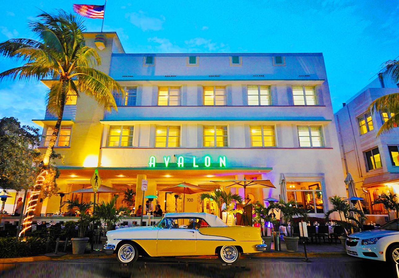 Avalon Hotel外观