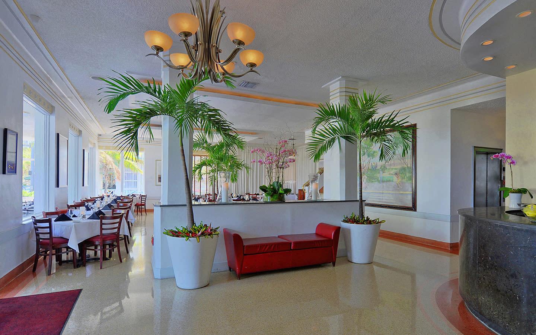 Avalon Hotel前厅