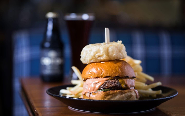 Burger & Beer Tuesday