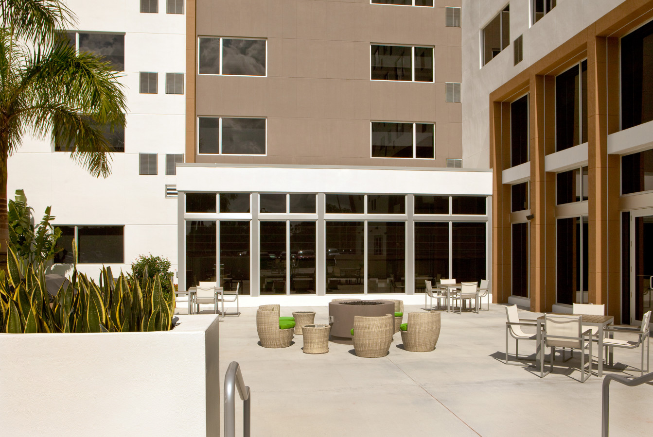 Element Courtyard
