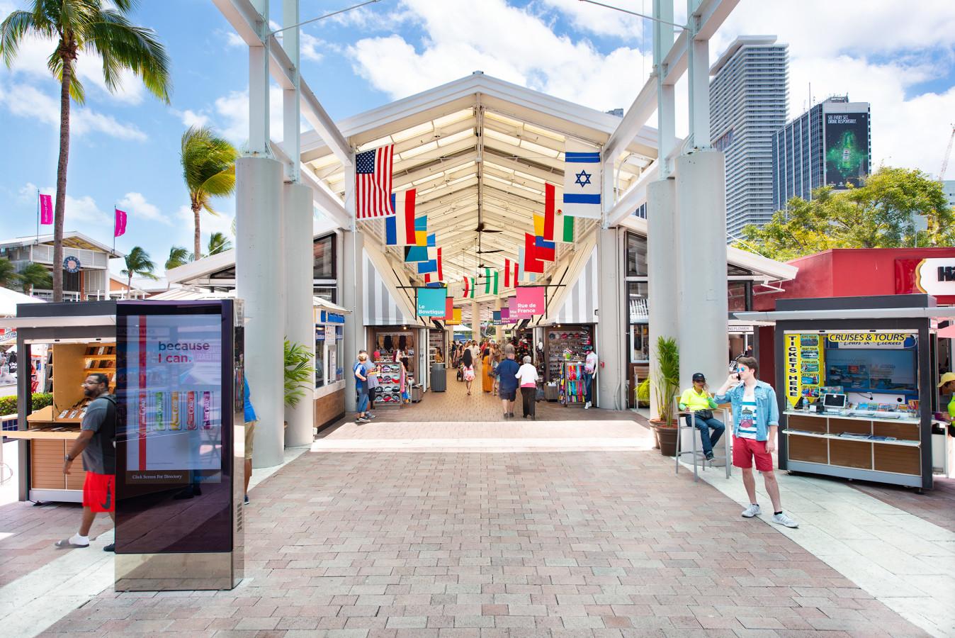 Great Gate e Mercado