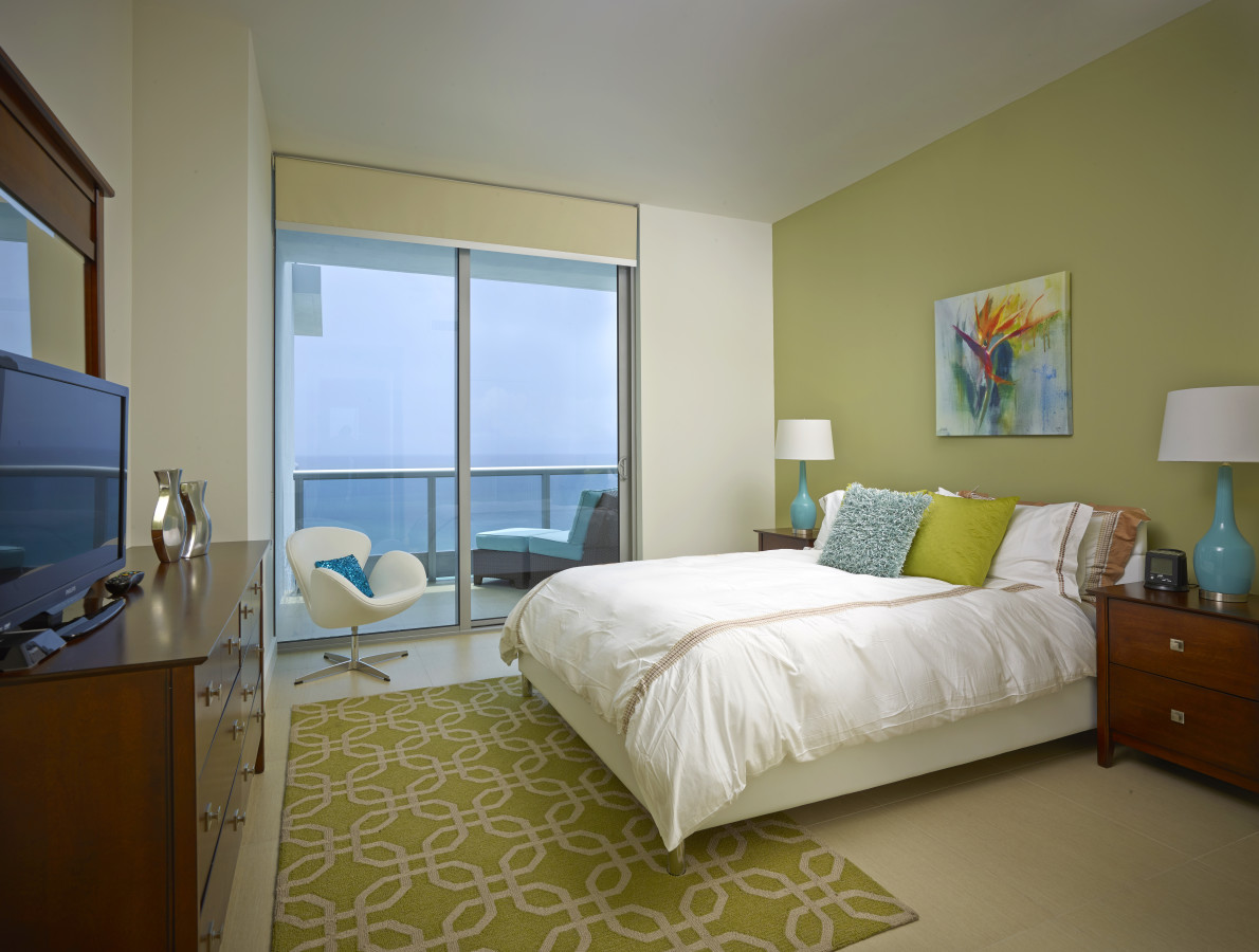 Deluxe Ocean Front One-Bedroom Suite