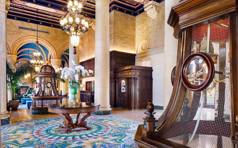 Historic Landmark Lobby