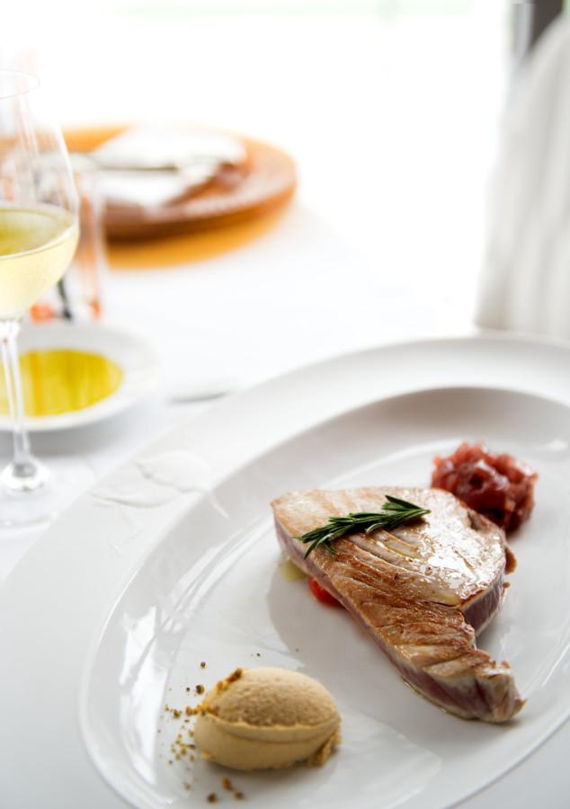 Bluefin Tuna Steak
