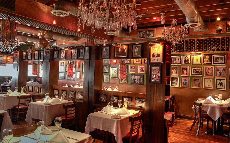 Cafe Prima Pasta Dining Room