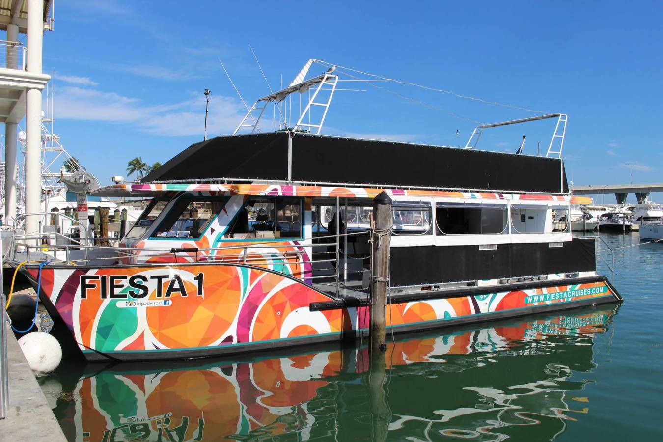 Capt. Jimmy's Fiesta Cruises
