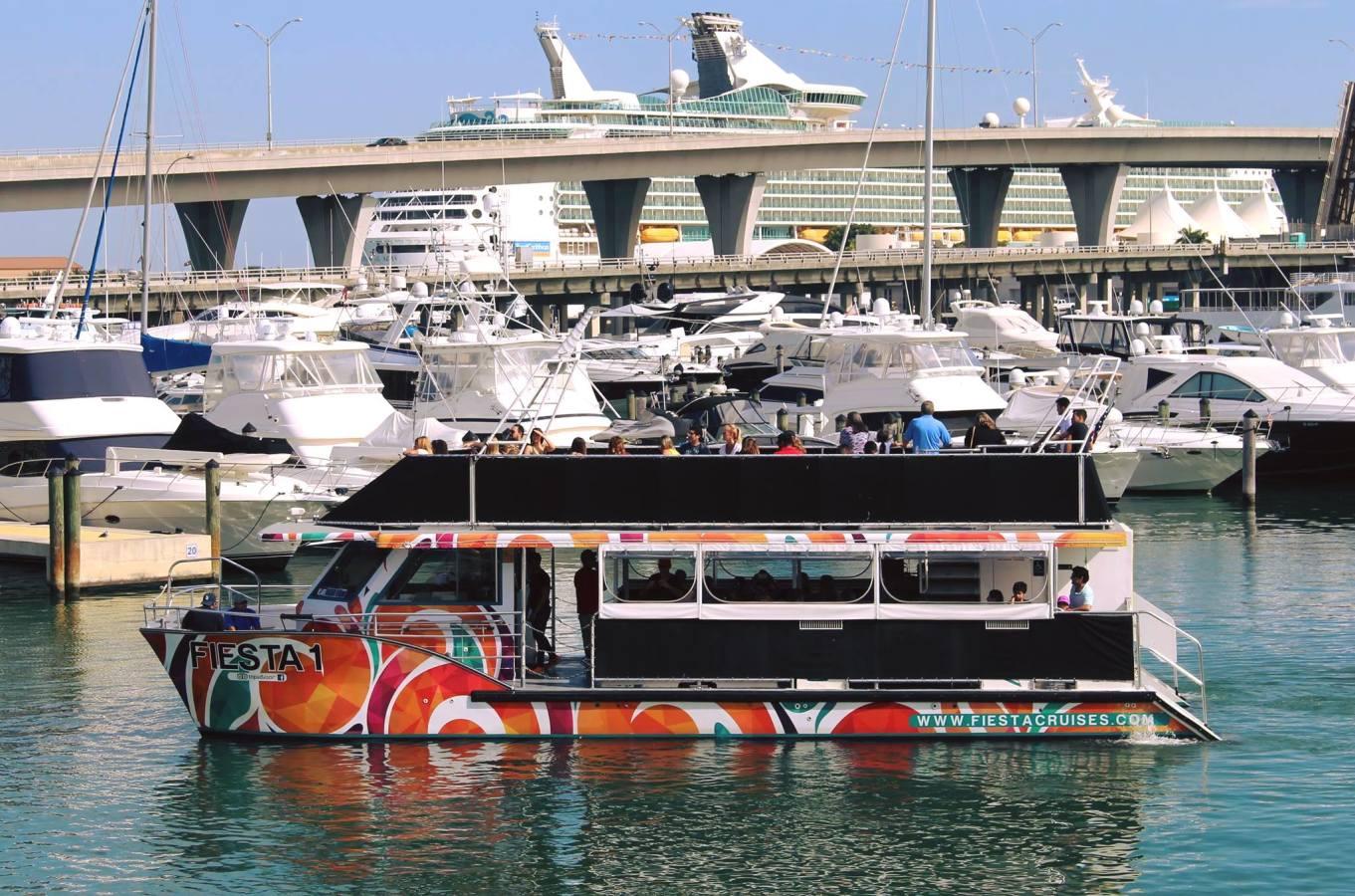 Fiesta Cruises du capitaine Jimmy2