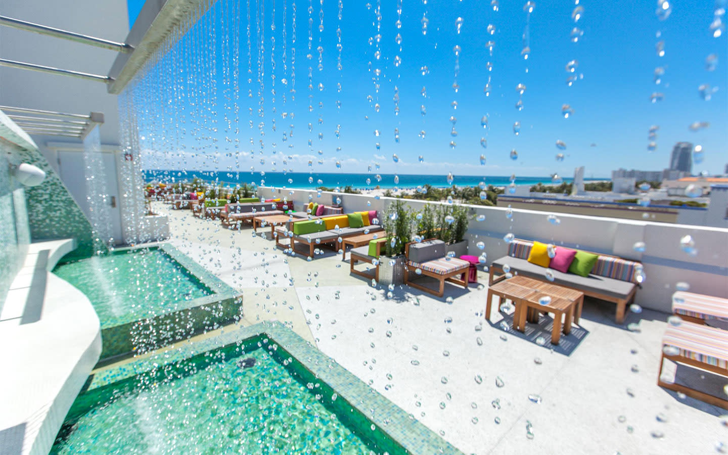 Clevelander C-Level Rooftop Terrace
