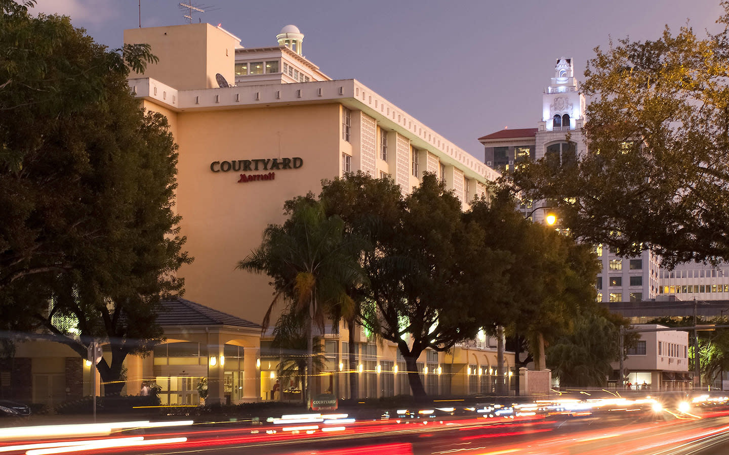 Courtyard by Marriott Coral Gables